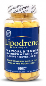 Lipodrene - Hi-Tech Pharmaceuticals - 100 CT