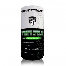 Testo Cycle (120 Tabs) - Under Labs