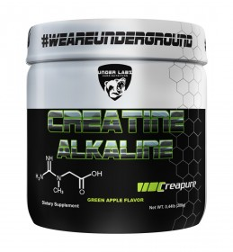 Creatine Alkaline 200g Creapure - Under Labz
