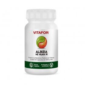 Albizia (He Huan Pi) 60 Capsulas - Vitafor