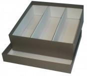 Caixa para três bebidas G / BR04 - 34X31X11cm