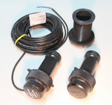 Sensor de Profundidade (Kit) com Flush Plastic Housing