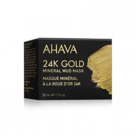 MASCARA DE OURO 24 K GOLD MASK