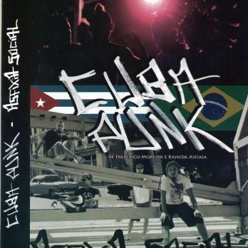 DVD Cuba Punk - Asfixia Social - Registrando a TOUR do ASFIXIA SOCIAL em Cuba, no ano de 2015. Sensacional registro de shows e da cena alternativa cubana.